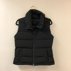 Talbots NWOT Puffer Vest Small Petite